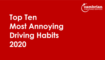 Top Ten Most Annoying Driving Habits 2020 – Video