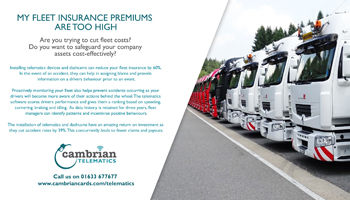 My Fleet Insurance Premiums Are Too High – Infographic