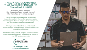 I Need A Fuel Card Supplier That Can Accommodate My Changing Business – Infographic