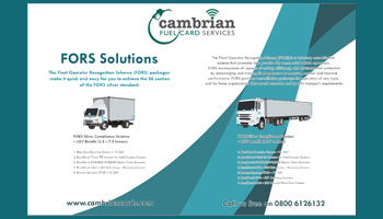 FORS Solutions – Infographic