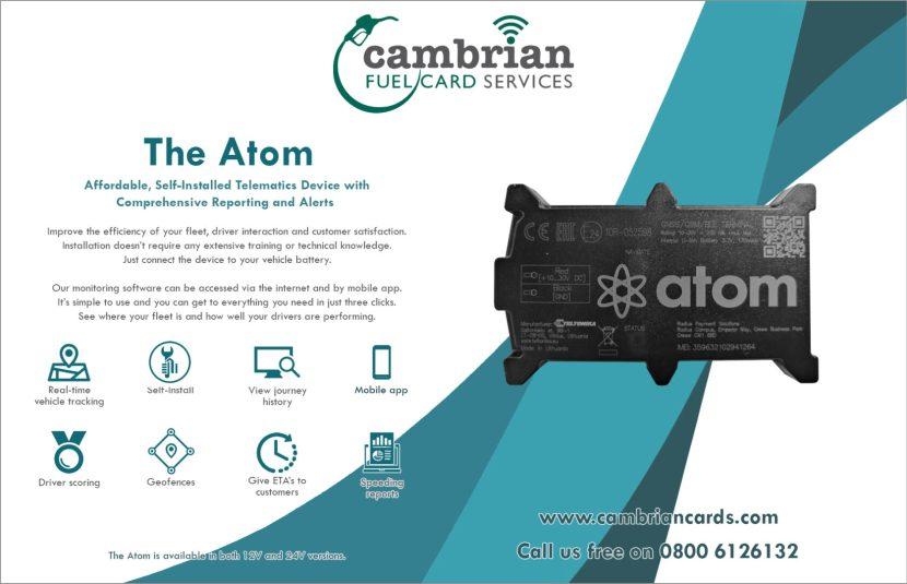atom advert infographic