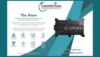 The Atom Telematics Device – Infographic