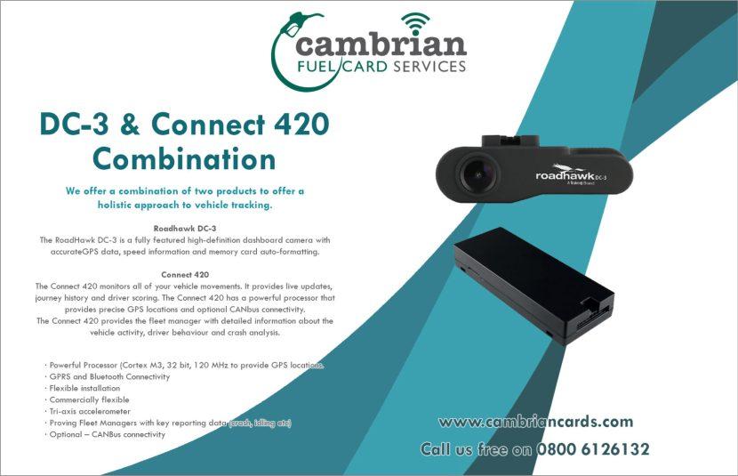 dc3 connect 420 advert - landscape
