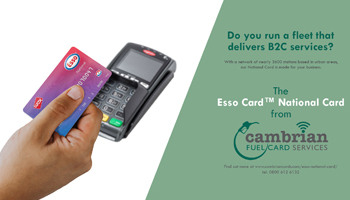 Esso Card TM National Card Advert