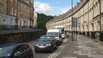 Bath Launches Clean Air Zone