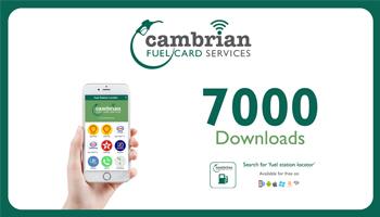 7000 App Downloads
