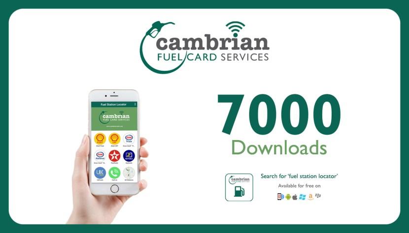 7000 downloads