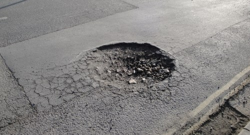 £15m fund to improve local roads across England
