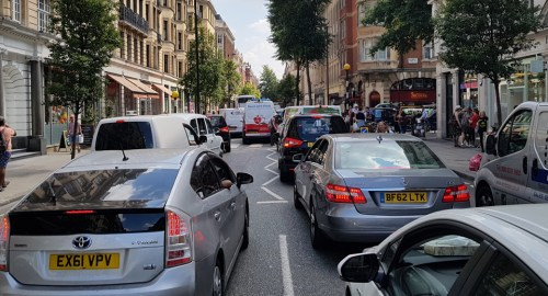 TfL Plan to Widen Congestion Charge