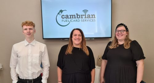 New recruits boost marketing and sales at Cambrian