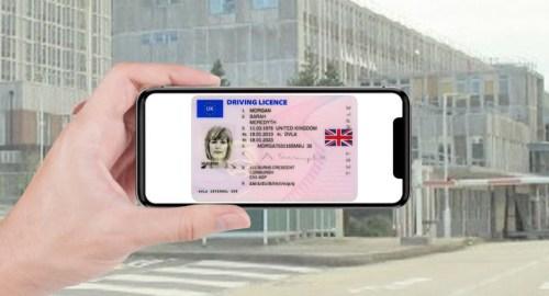 Digital Drivers Licences