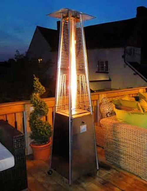 athena gas patio heater