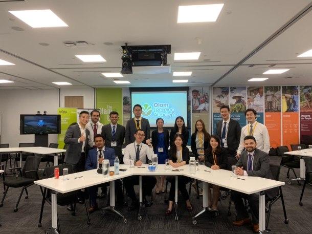 Oxbridge Pre-MBA Singapore Trek