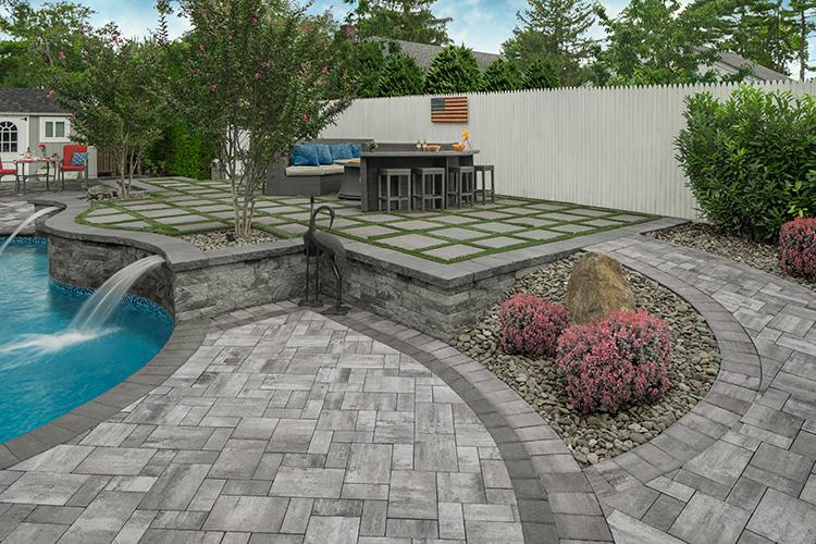 design gallery cambridge pavingstones outdoor living solutions with armortec