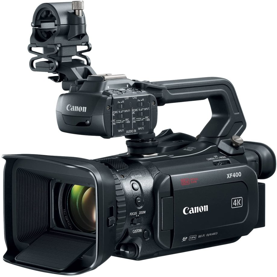 Do both the camcorders have some similarities?