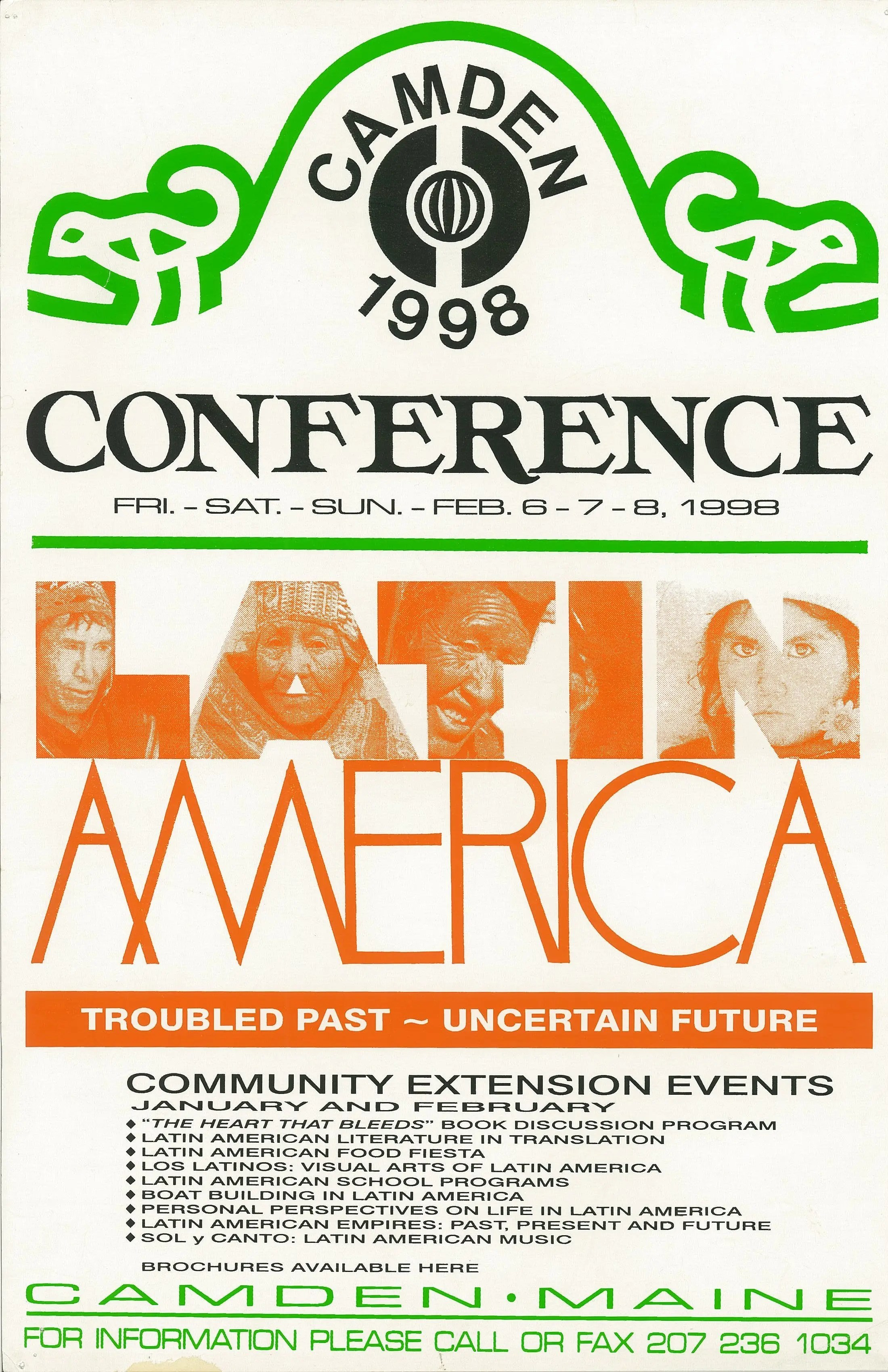 1998 Conference Poster