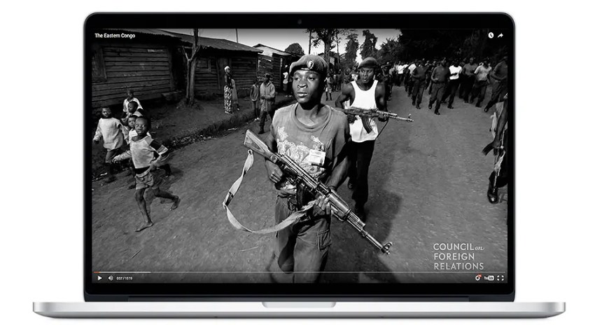 Camden Conference Speaker Dizolele contributed his expertise to this piece on the crisis in Eastern Congo.
