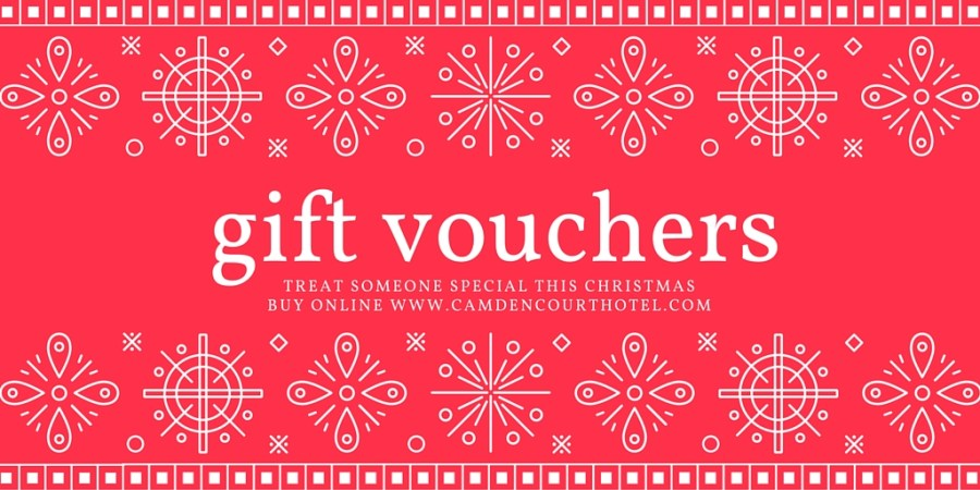 Gift Vouchers For Dublin City Break Christmas Present