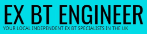 Ex-BT engineer logo