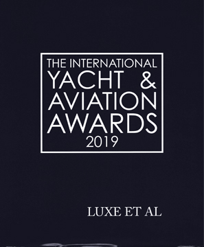 Yacht and Aviation Awards 2019 - hardbook