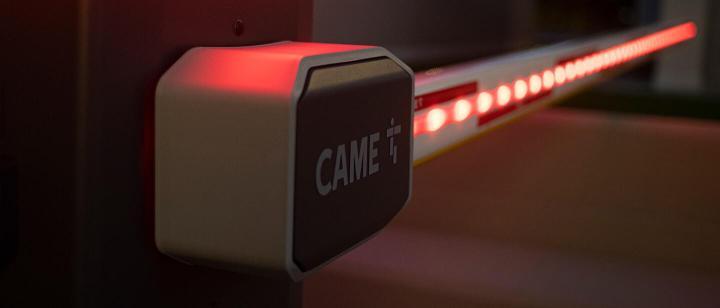 CAME пусна на пазара новата гама автоматични бариери GARD GT, представяйки моделите GT4 и GT8