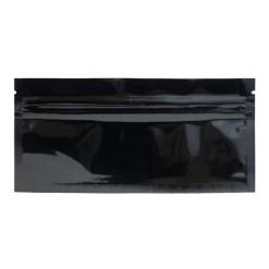 pre-roll barrier bag black clear