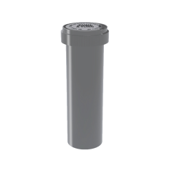 60 Dram Reversible Cap Vials Opaque Silver