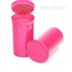 19 Dram Opaque Bubblegum PHILIPS RX® Pop Top Containers
