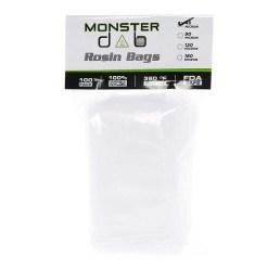 "3"" x 6"" 45 Micron Monster Dab Rosin Bag"