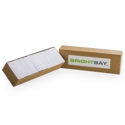 Brightbay White Concentrate Shatter Envelope