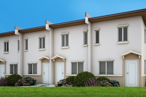 camella homes brielle townhouse