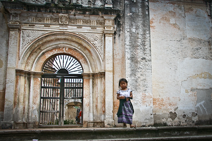 Over Antigua: In Search of Beauty in Guatemala