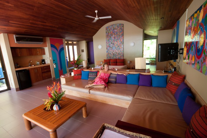 Learning to Chill Out in Costa Rica