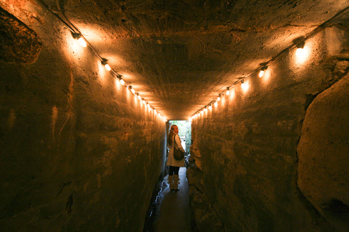 Visit Rock City in Chattanooga, Tennessee
