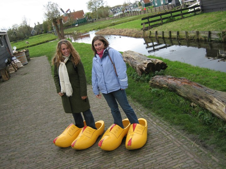 zaanse schans, netherlands, holland, europe, living abroad, amsterdam