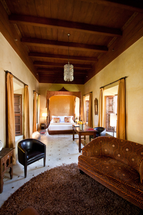 Riad el Fenn in Marrakech, Morocco
