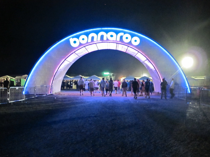 Bonnaroo, Manchester, Tennessee