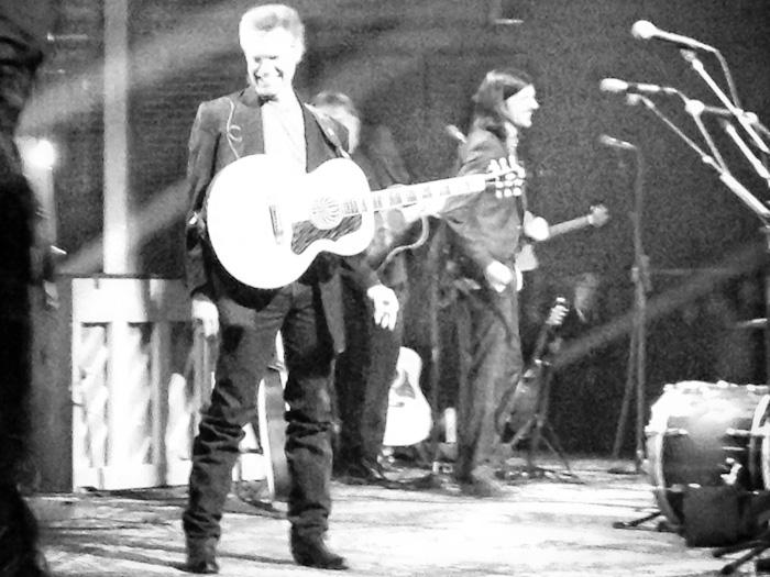 Randy Travis on CMT Crossroads