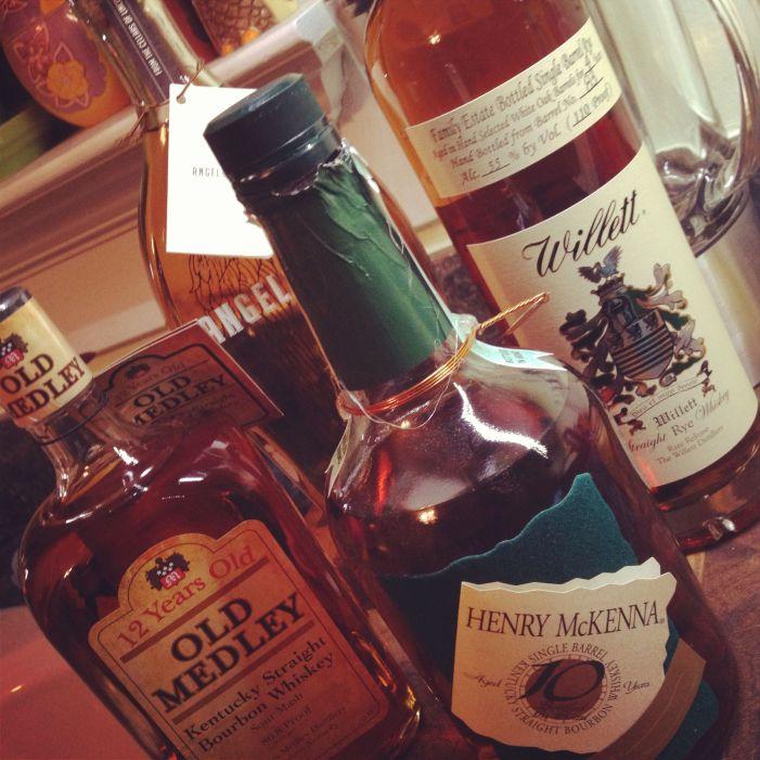 Bourbon bounty