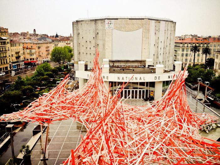 Nice, France modern art