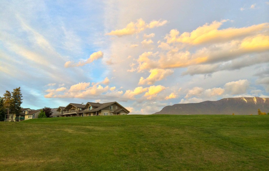 Meadowlake Resort in Montana