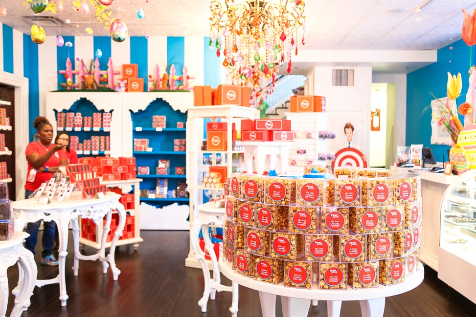 The Sweetest Spot in all of Jacksonville: Candy Apple Cafe & Sweet Pete's