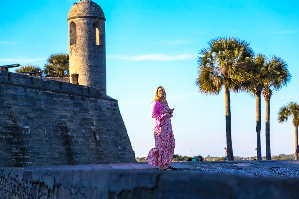 Exploring St. Augustine: Welcome to Florida's—not the mention, the country's—oldest city.