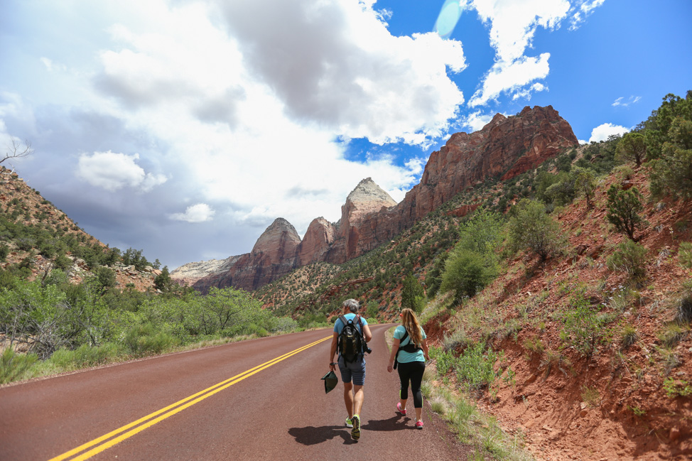 Utah from A to Z: Visiting Zion National Park