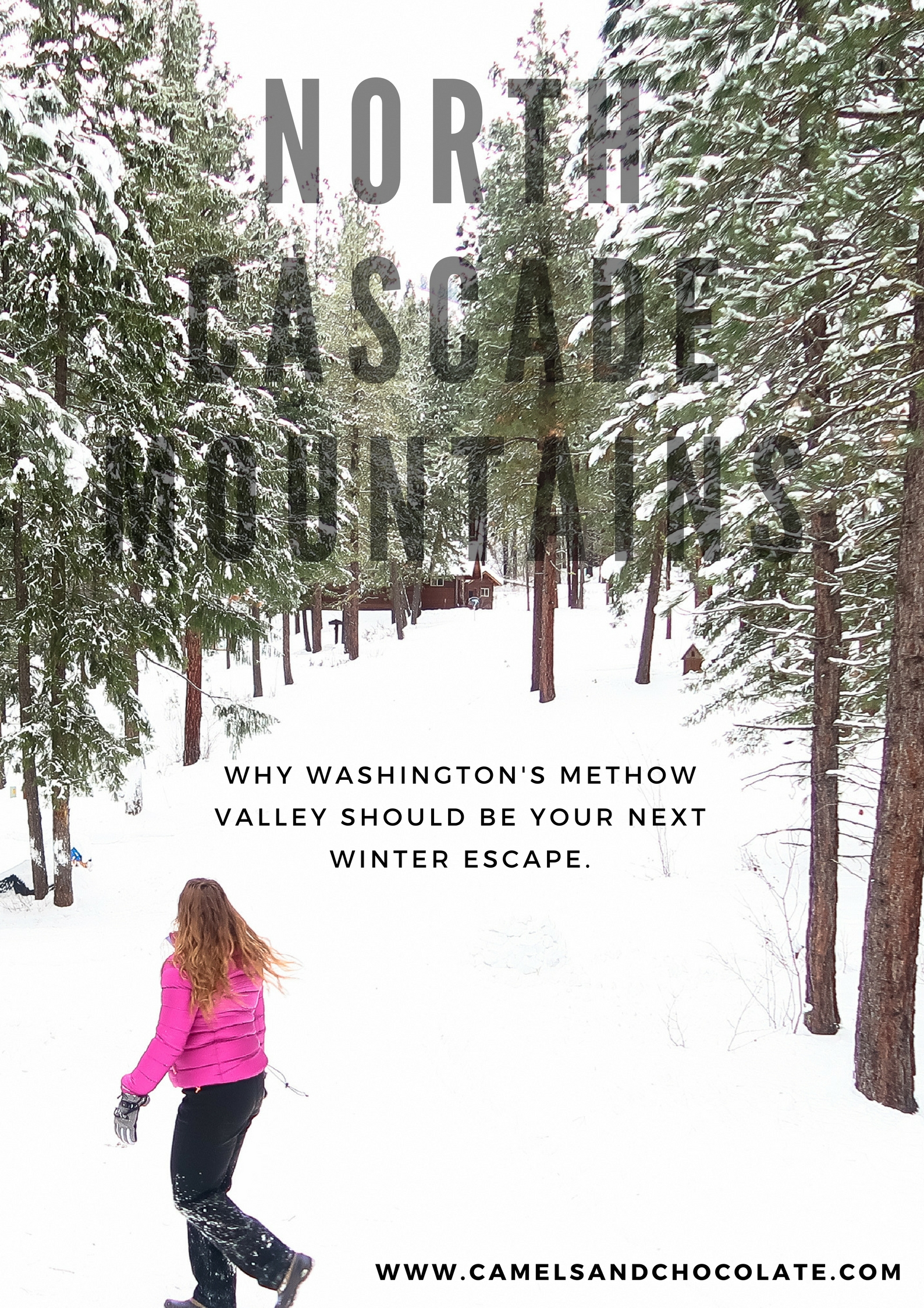 Peace and Quiet in the North Cascade Mountains of Washington