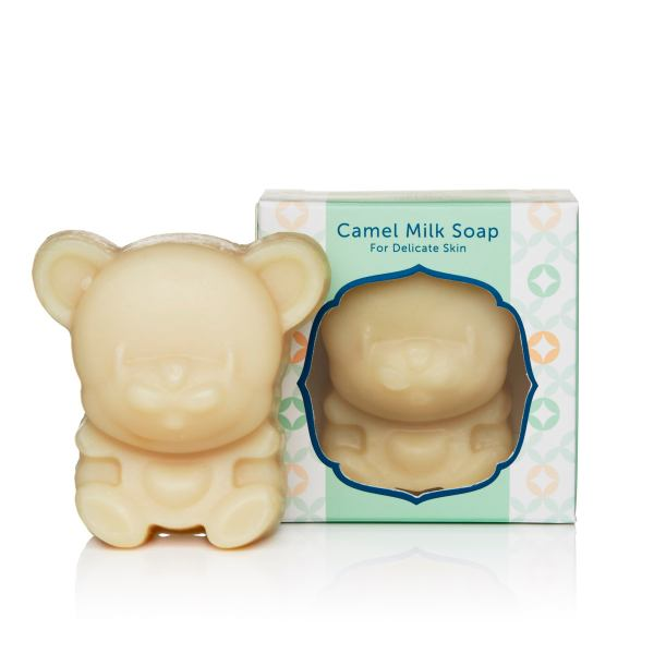 The Camel Soap Factory – Soaps for Delicate Skins – Bear