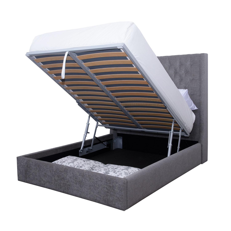 Alessandra Kangaroo Lift Storage Bed
