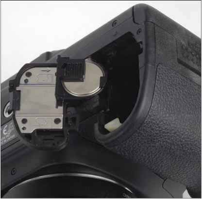 Canon 4225 Door Sensor Location