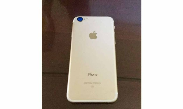 iPhone 7 camera to feature bigger camera, leaked photos suggest