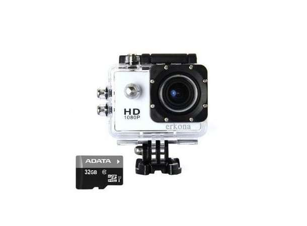 Daily Deal: this waterproof, full HD action camera costs just £30